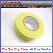 Tank Tape 50 Metres Long And 52mm Wide Strong Adhesive Colour Yellow
